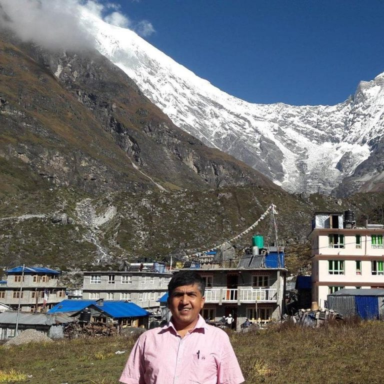 Dr. Nawa Raj Khatiwada